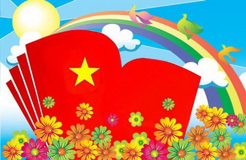 Bài học đầu tiên Phương Mỹ Chi, Tri Giao, Quỳnh Giang, Phương Linh, sáng tác: Trương Xuân Mẫn